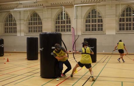 Combat archery tag Göteborg