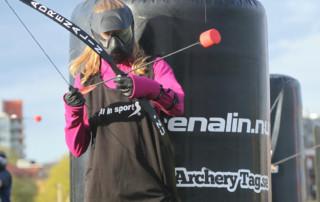 Archerytag - Combat archery - Archery tag Stockholm