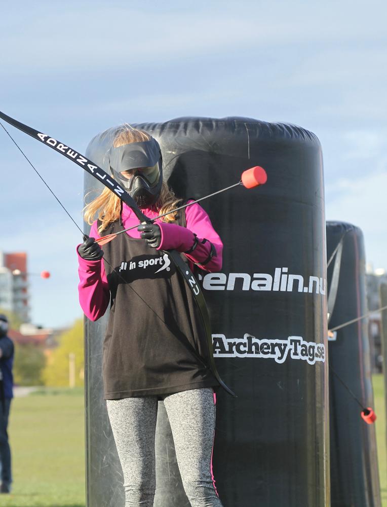 Combat Archery Stockholm